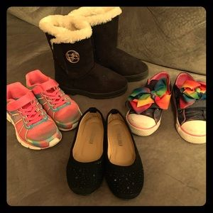 Other - Girls Shoe Lot Size 12, 12.5, 13